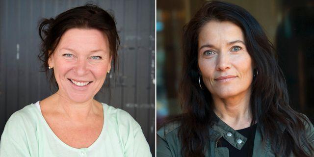 Lotta Engberg/Agneta Sjödin. TT