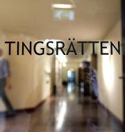 Stockholms tingsrätt. Arkivbild. TT
