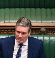 Keir Starmer. UK Parliament/Jessica Taylor / TT NYHETSBYRÅN
