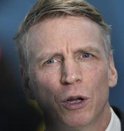 Finansmarknadsminister Per Bolund (MP). Janerik Henriksson/TT / TT NYHETSBYRÅN