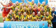 Sverige firar bronset. SIMON HASTEGÅRD / BILDBYRÅN