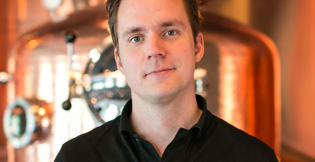 Kapaciteten kan fördubblas utan att ta in fler maskiner eller mer personal, vi är redo för tillväxt, säger Jon Hillgren, grundare av Hernö Gin.