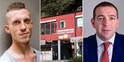 Jesper Söder och Roger Haddad  TT