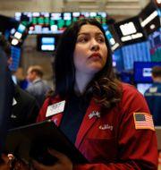 New York Stock Exchange. Richard Drew / TT NYHETSBYRÅN