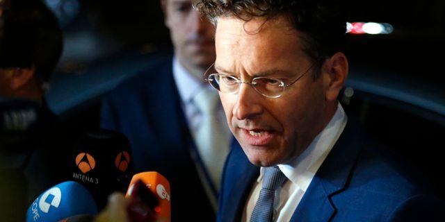 Dijsselbloem tar over som eurochef