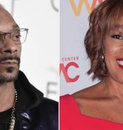 Snoop Dogg/Gayle King. TT
