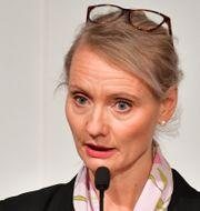 Karin Tegmark Wisell. Jonas Ekströmer/TT / TT NYHETSBYRÅN