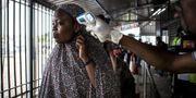 Ebolapatient. Arkiv JOHN WESSELS / AFP