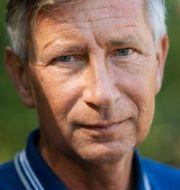 Vaccinsamordnare Richard Bergström.  Stina Stjernkvist/TT / TT NYHETSBYRÅN