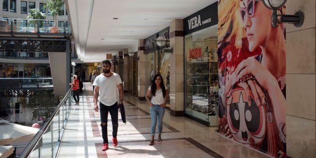 Illustrationsbild från ett shoppingcenter i Ankara.  Burhan Ozbilici / TT / NTB Scanpix