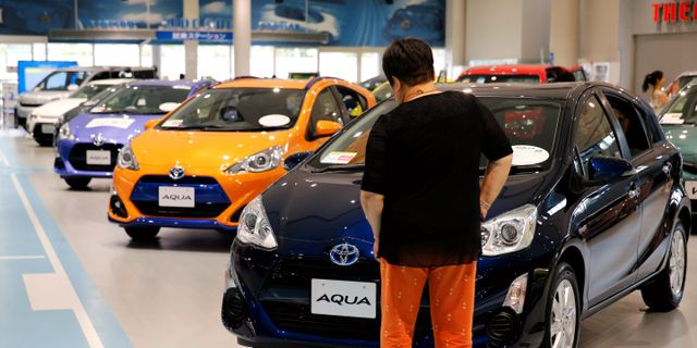 Toyota slar tillbaka mot kritiken