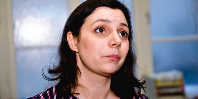 Paula Bieler. Henrik Montgomery/TT / TT NYHETSBYRÅN