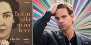 """Alex Schulmans nya bok heter """"Bränn alla mina brev"""". TT"""