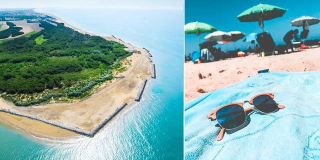 Sedan 2014 har man plockat upp mer än en halv miljon fimpar från Bibiones strand. Pexels