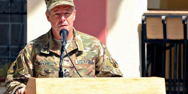 Scott Miller Tech. Sgt. Sharida Jackson / TT NYHETSBYRÅN