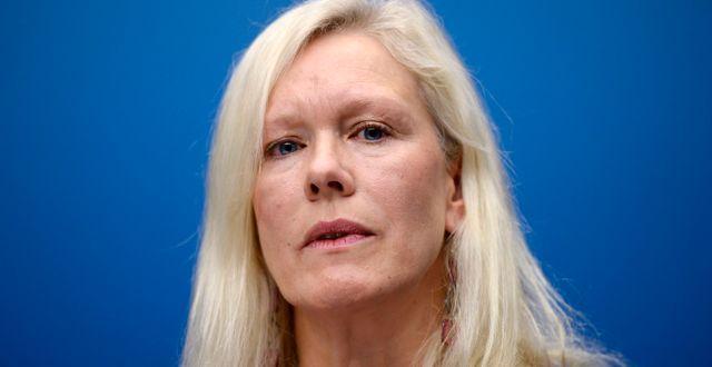 Anna Lindstedt Leif R Jansson / TT / TT NYHETSBYRÅN