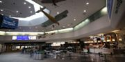 San Franciscos flygplats är i princip tom. JUSTIN SULLIVAN / TT NYHETSBYRÅN