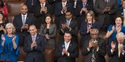 Demokraterna tog inatt svensk tid över styret i USA:s representanthus TT