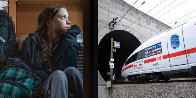 Greta Thunberg/ TT/AP