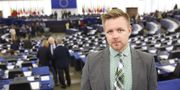 Svenske EU-parlamentarikern Fredrick Federley (C). Arkivbild. TT