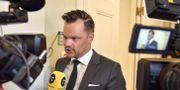 Adam Marttinen.  Ari Luostarinen / TT NYHETSBYRÅN