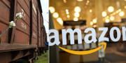 Tågvagn vid  Auschwitz-Birkenau / Amazon. TT