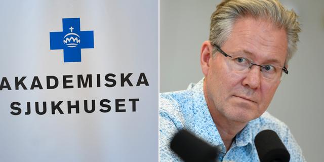 Akademiska sjukhus/Björn Kadell. TT