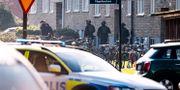 Polisinsats i Malmö tidigare i februari. Johan Nilsson/TT / TT NYHETSBYRÅN