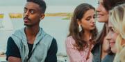 """Suheib Saleh spelar knarklangaren Dennis i """"Störst av allt"""". Netflix"""