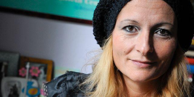 Katerina Janouchs uttalanden om Sverige i tjeckisk tv väcker reaktioner ANDERS WIKLUND / TT / TT NYHETSBYRÅN