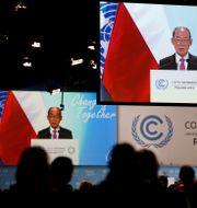 IPCC:s ordförande Hoesung Lee AGENCJA GAZETA / TT NYHETSBYRÅN
