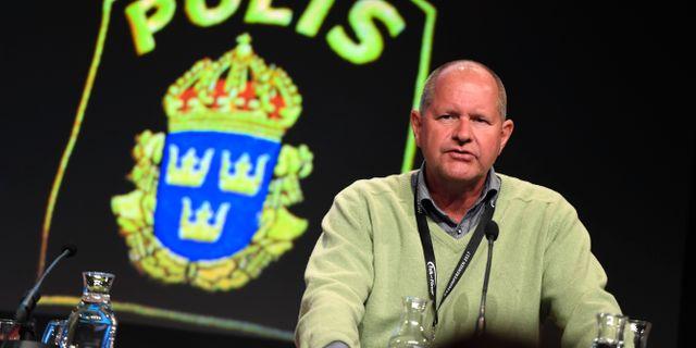 Dan Eliasson på Folk och Försvar 2017. Pontus Lundahl/TT / TT NYHETSBYRÅN