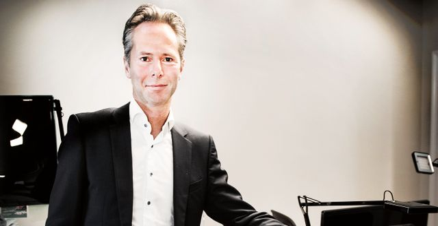 Martin Carlesund. Tomas Oneborg/SvD/TT / TT NYHETSBYRÅN