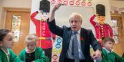 Premiärministern Boris Johnson.  Chris J Ratcliffe / TT NYHETSBYRÅN