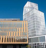 Clarion Hotel & Congress Malmö Live vid kanalen i centrala Malmö. Johan Nilsson/TT / TT NYHETSBYRÅN
