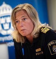 Carina Lennquist år 2012. 75906 / TT NYHETSBYRÅN