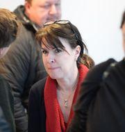 Åsa Waldau i rätten i februari i år. Janerik Henriksson/TT / TT NYHETSBYRÅN