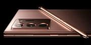 Tidigare läckt bild på Galaxy Note 20 Ultra Samsung