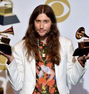 Ludwig Göransson på Grammygalan i februari 2019. FREDERIC J. BROWN / AFP