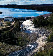 Vattenkraft.  Pontus Lundahl/TT / TT NYHETSBYRÅN