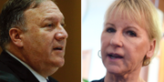 Mike Pompeo/Margot Wallström TT