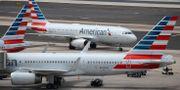 Arkivbild: American Airlines-plan. Ross D. Franklin / TT NYHETSBYRÅN