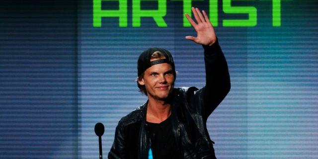 """Tim """"Avicii"""" Bergling. Lucy Nicholson / TT NYHETSBYRÅN"""