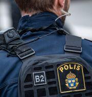 Polis/Illustrationsbild Johan Nilsson/TT / TT NYHETSBYRÅN