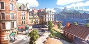 """Banan """"Gothenburg"""" ur Overwatch 2.  Blizzard"""