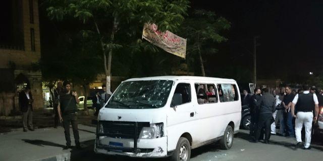 Sex poliser doda i attentat i kairo