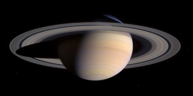Saturnus. Arkivbild. Anonymous / TT NYHETSBYRÅN