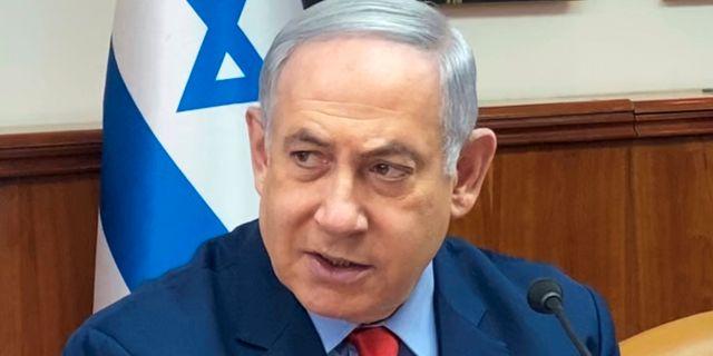 Benjamin Netanyahu. STAFF / TT NYHETSBYRÅN