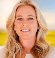 Landshypoteks affärschef Catharina Åbjörnsson Lindgren. Pressbild. TT/Landshypotek
