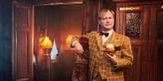Robert Gustafsson som Ture Sventon  Linus Hallsénius/C More/TV4
